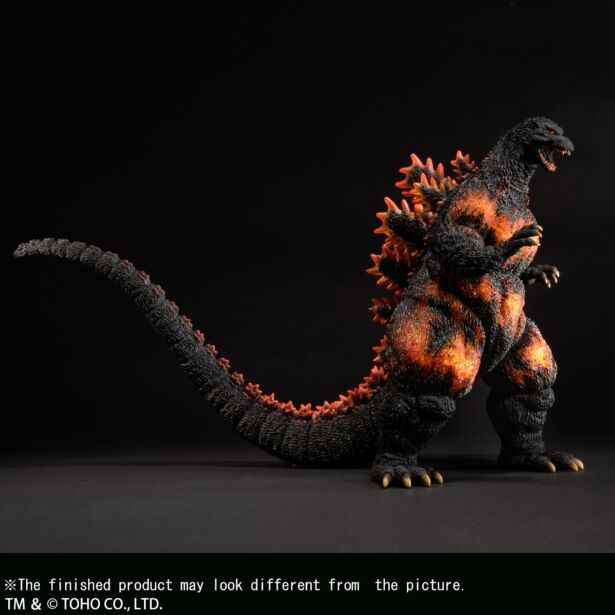 "Yuji Sakai Modeling collection Godzilla(1995) ""Hong Kong Landing"""